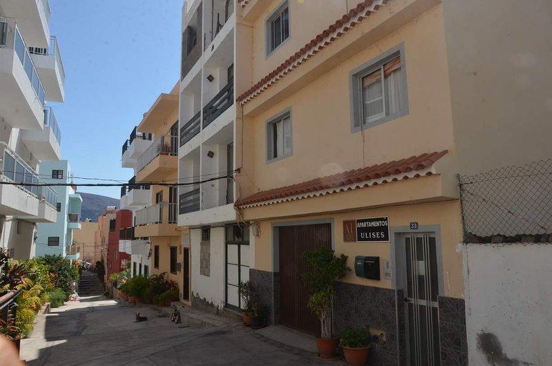 Apt. Ulises 1A, vacation rental in Valle Gran Rey