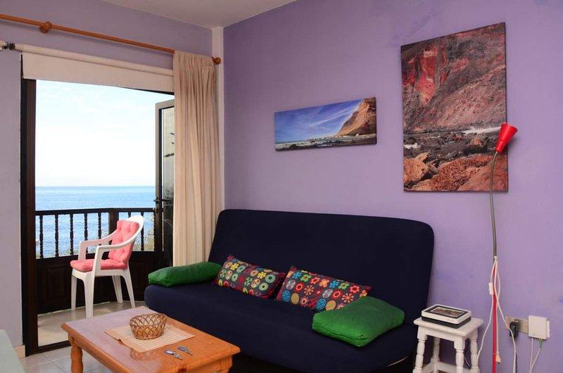 El BAJIO Nr 6, location de vacances à Valle Gran Rey