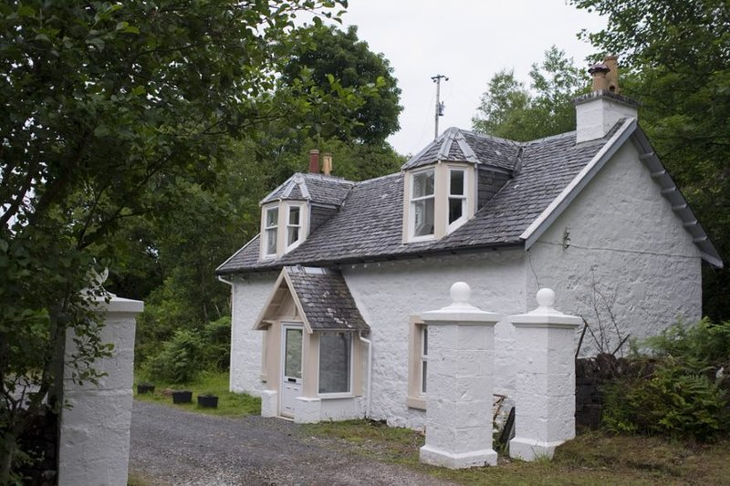 Druimfin Lodge, holiday rental in Tobermory
