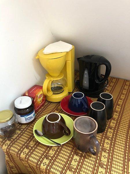Free coffe