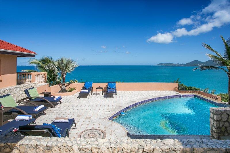 Mongoose Run, 3BR vakantievilla in Terres Basses, Sint Maarten