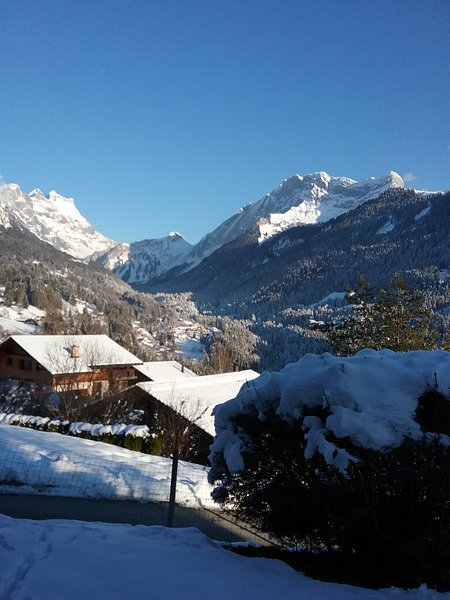 Studio vacances Gryon, location de vacances à Alpe des Chaux