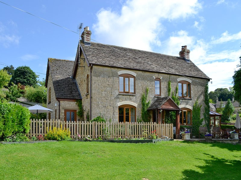 The Fernery, holiday rental in Amberley