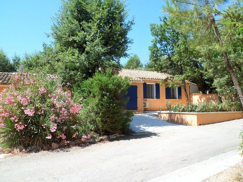 Villa Célestine, vacation rental in Vaucluse