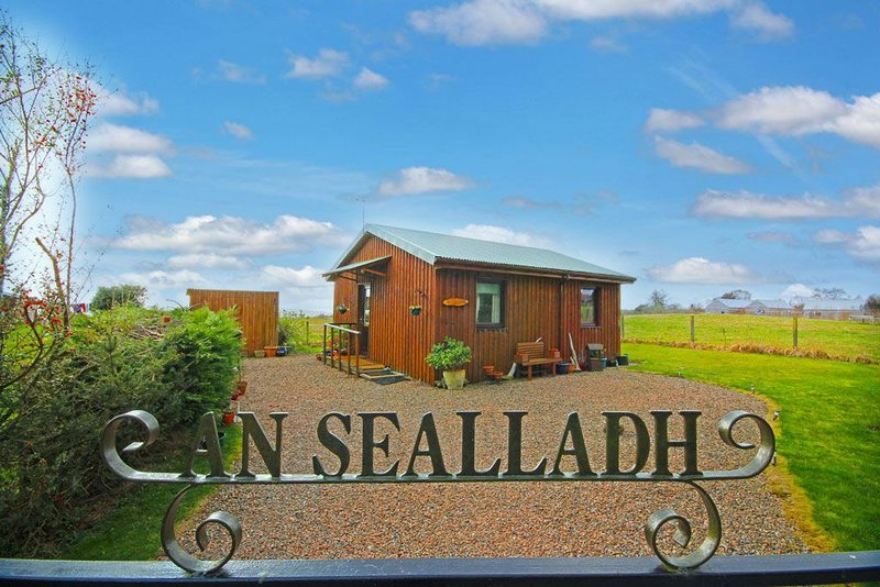 An Seallach, vakantiewoning in Dingwall