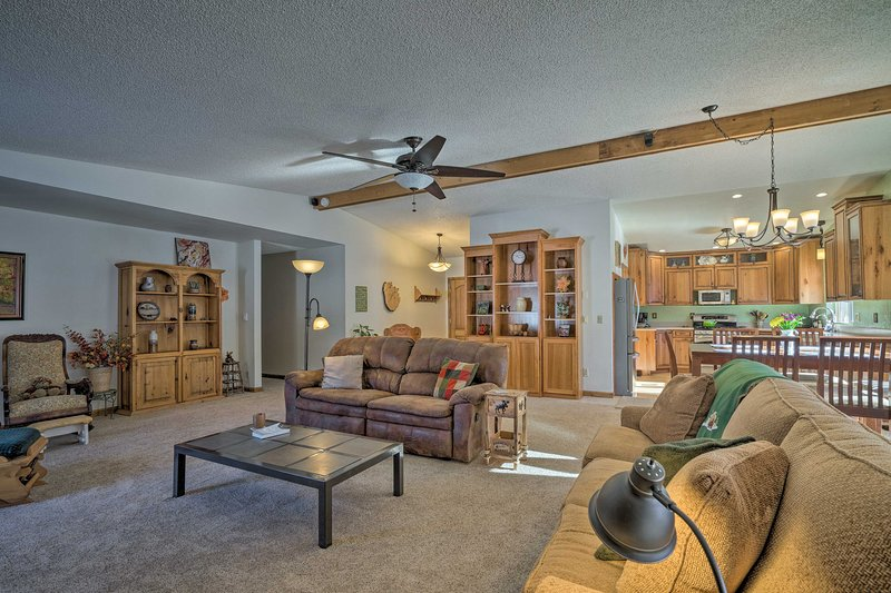 Find you next home-away-from-home in Pike National Forest!