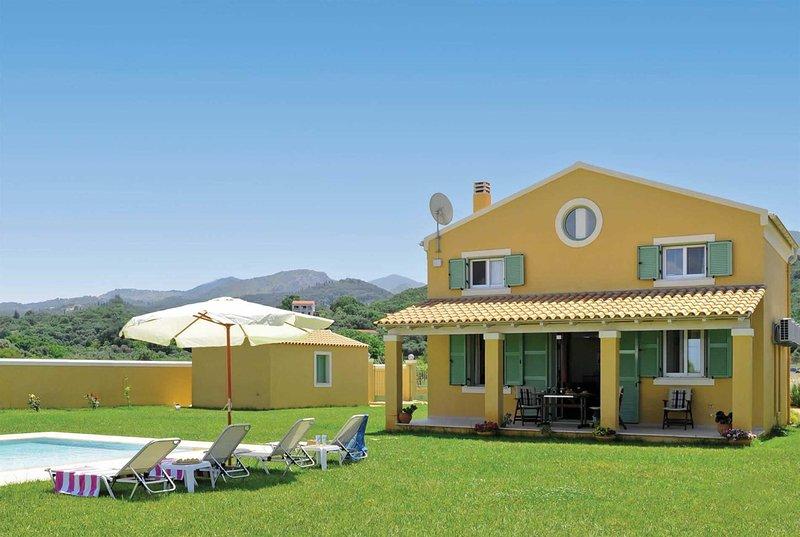 2 Bed modern villa, close to resort amenities, holiday rental in Agios Spyridonas