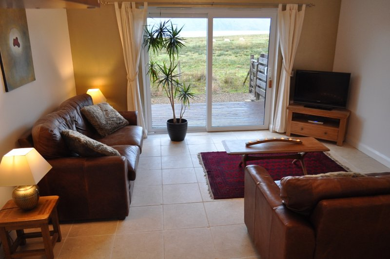 Flat 1 Lurach A Seaview self catering flat in Port Appin, vacation rental in Isle of Lismore