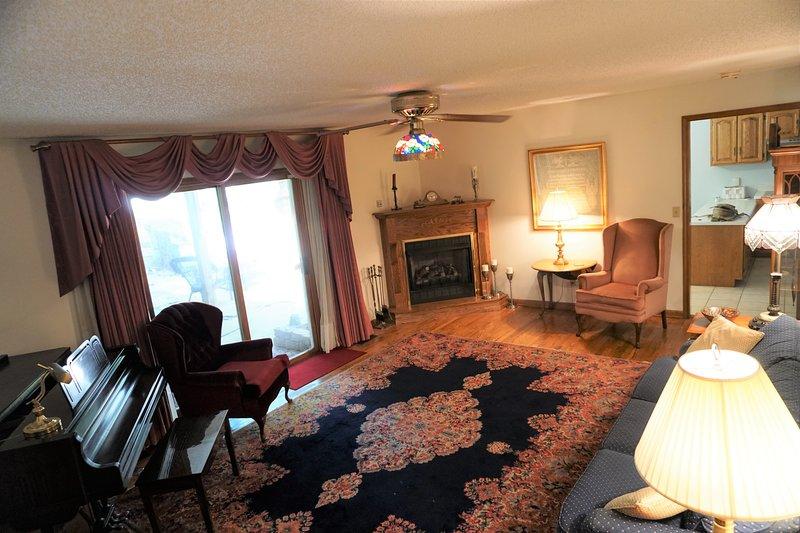 Grandma's House, holiday rental in Calhoun