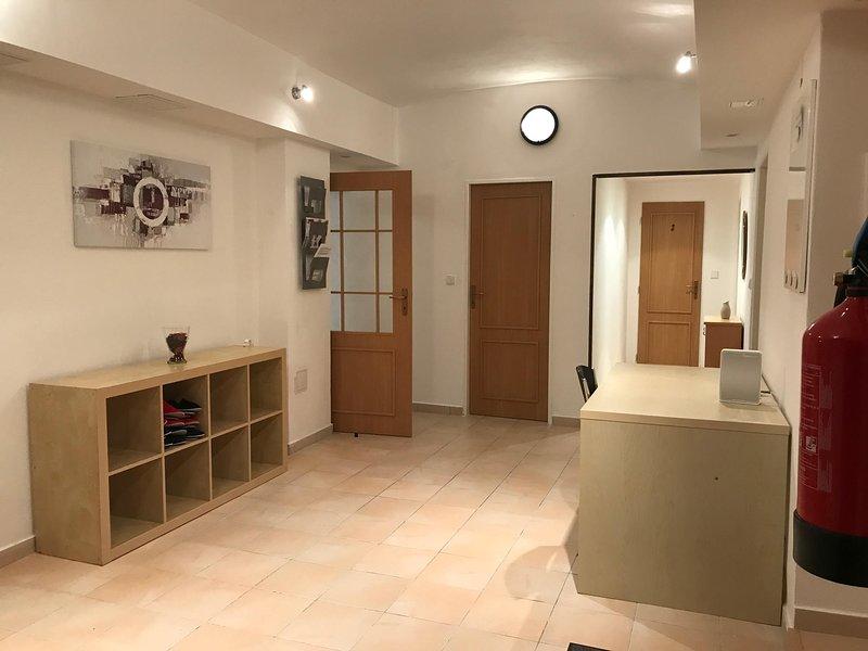 Group party apartment, location de vacances à Pysely