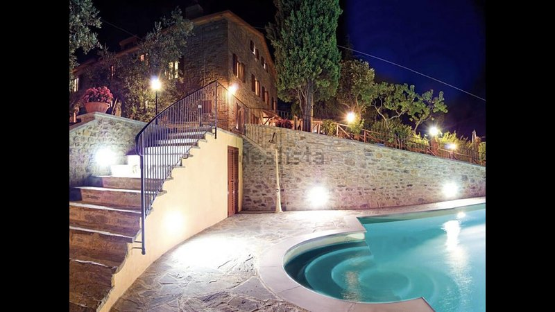 'Sasso Verde' country house with swimming pool, holiday rental in Santa Firmina
