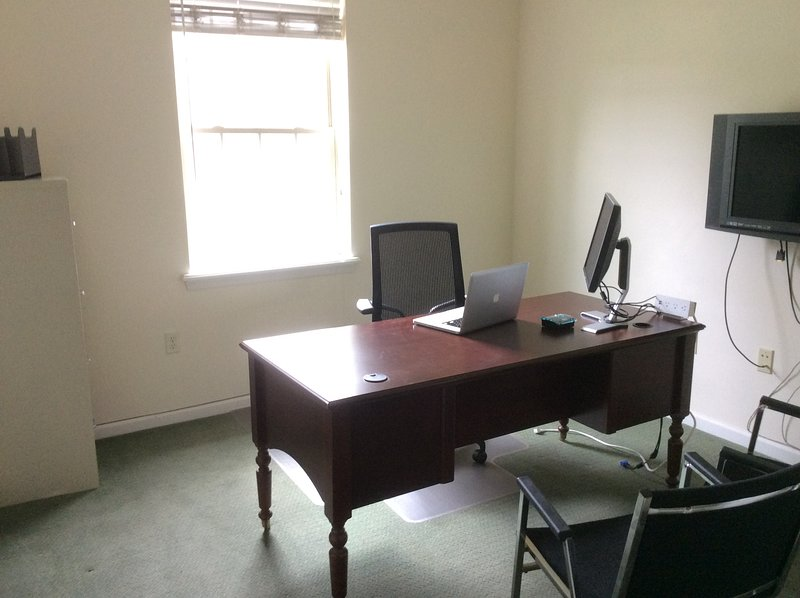 We also have a Guest office in case you may have some catching up of work to do.