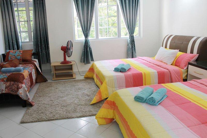 Dtown Bukit Setiawangsa Homestay, holiday rental in Ampang