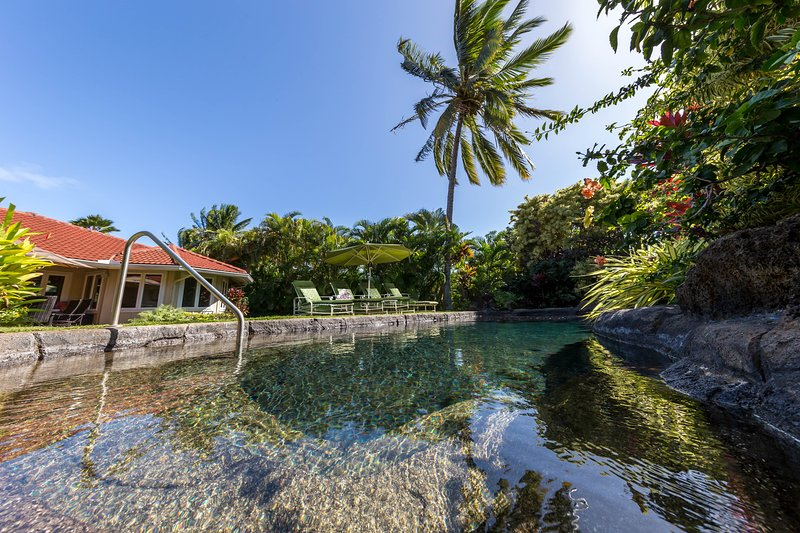 Loke Lani luxury home/AC+guest house+pool and hot tub, holiday rental in Poipu