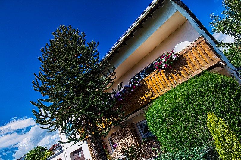 Zwei 4 Sterne Ferienwohnungen/Ferienhaus 7 km von Limburg in Hünfelden, vacation rental in Villmar