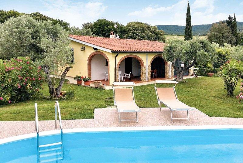 Country villa for peace and seclusion, aluguéis de temporada em Bibbona