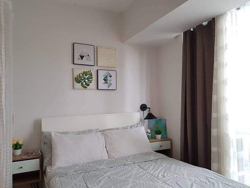Instagram Friendly 1 Bedroom by Kuaima, location de vacances à Mandaluyong