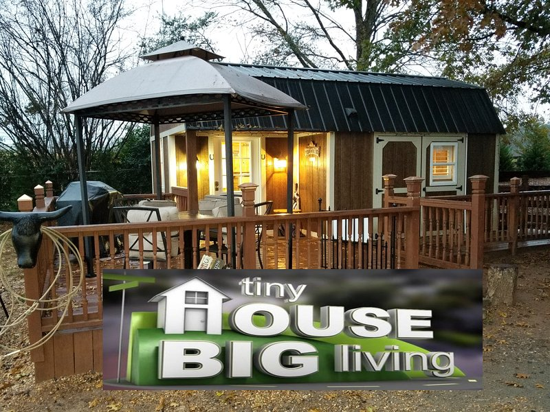 Stunning Tiny House on 4 acre pony farm continental breakfast included