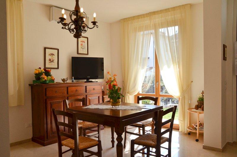 Rosa, holiday rental in Rapolano Terme