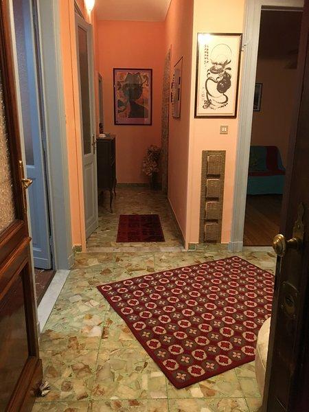 FRONTE PO PRECOLLINA, Ferienwohnung in Turin