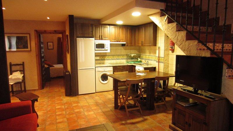 CASA RURAL, vacation rental in Antiguedad