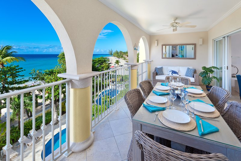 Sapphire Beach 307, vacation rental in St. Lawrence Gap