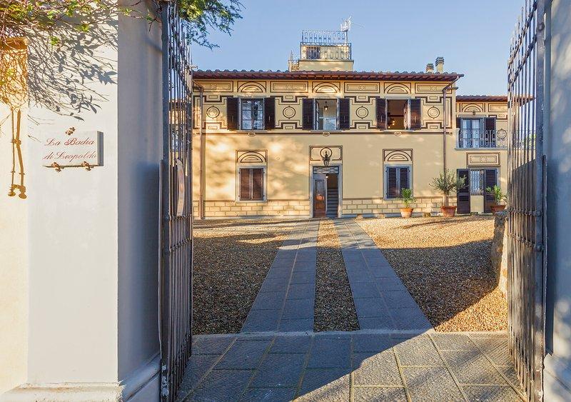 La Badia di Leopoldo, vacation rental in Florence