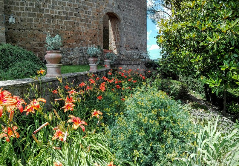Castle lodging experience,pool, free Wi-Fi,music events,restaurant,chiostro, vacation rental in Trevinano