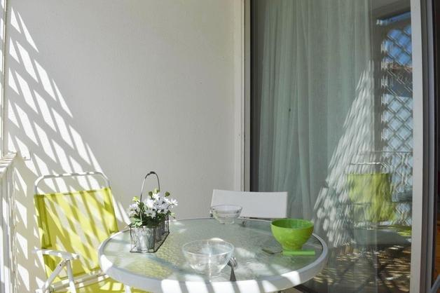 Appartement accès direct à la plage, alquiler vacacional en Narbonne-Plage