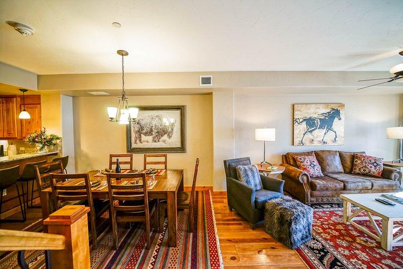 !NEW! Waterside Village Condominium -  Unit C, holiday rental in Clark