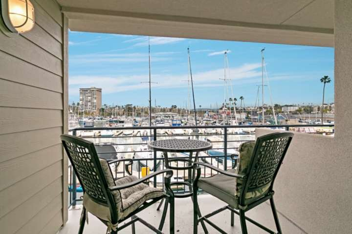 Marina Del Mar 207B - Harbor View, vacation rental in Oceanside