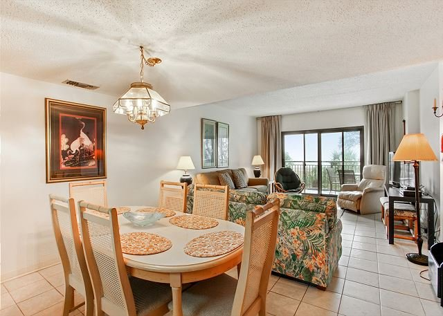 Ocean One 323 - Oceanfront 3rd Floor Condo, vacation rental in Hilton Head