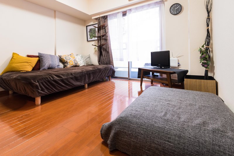 Amazing Shinjuku Location - FREE POCKET WIFI, holiday rental in Ginza