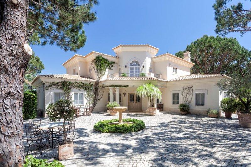 Villa Jardim, location de vacances à Quinta do Lago