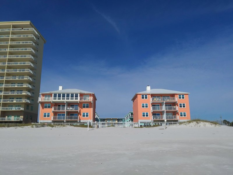 Harbor House condos directly on the beach!