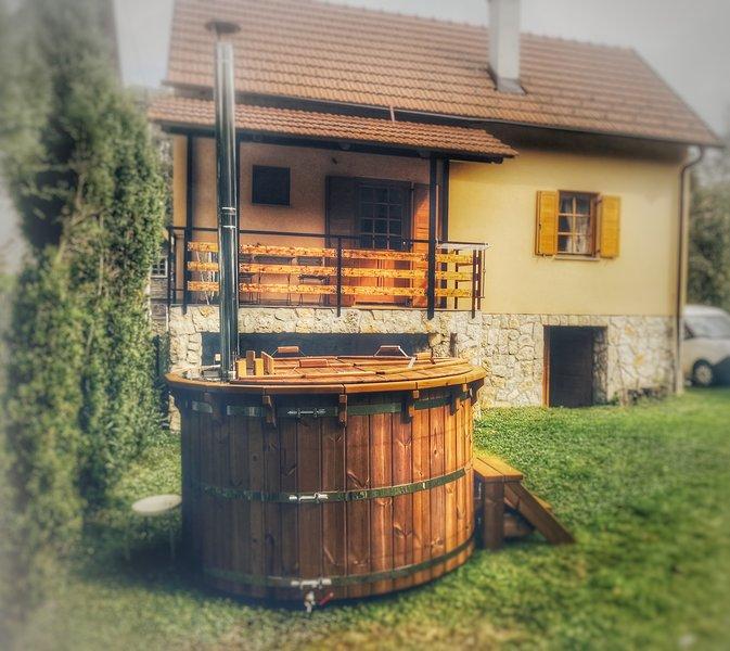 Holiday House Luka, location de vacances à Brod na Kupi