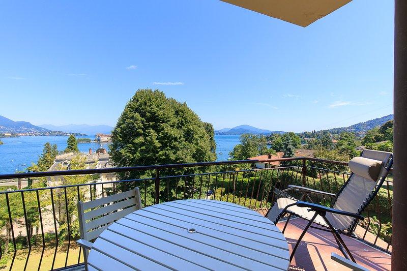 Rampolina View, casa vacanza a Campino
