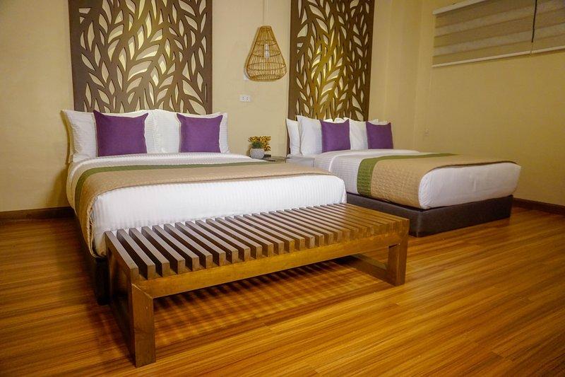 Balai Princesa Superior Twin Double, holiday rental in Puerto Princesa
