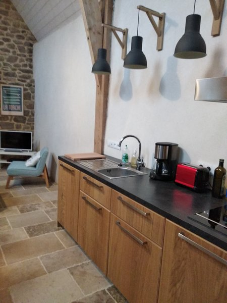 Nice house with garden & terrace, holiday rental in Clohars-Fouesnant