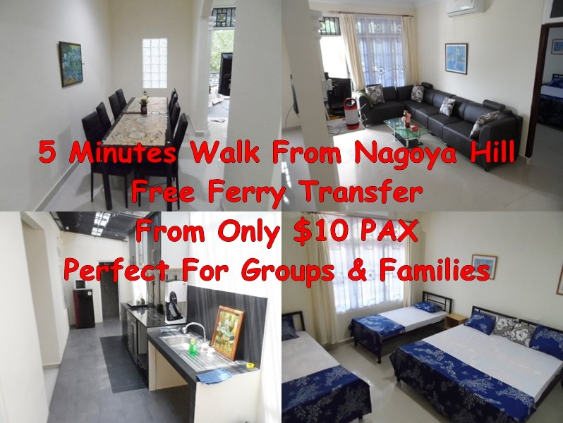 From $10 pax
