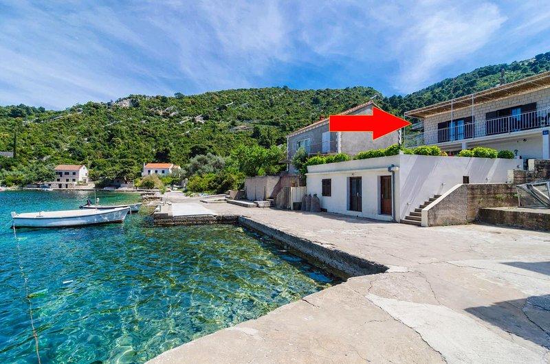 Prozura Apartment Sleeps 6 with Air Con - 5471082, location de vacances à Mljet Island