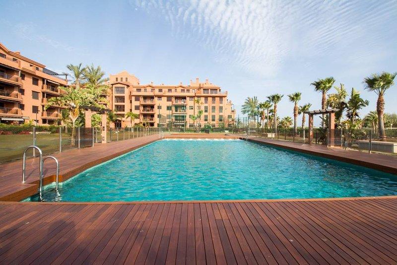 Apartamento Playa Granada, location de vacances à Calahonda
