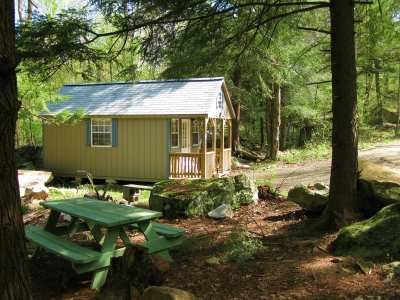 Cabin B, holiday rental in Mount Storm