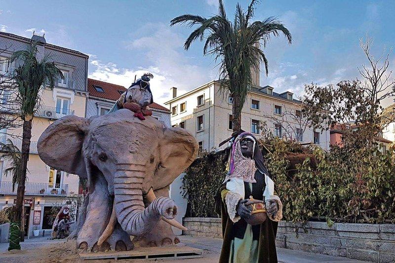 Belén Monumental de San Lorenzo El Escorial. Ven a visitarlo!