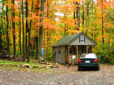 Cabin C, holiday rental in Mount Storm