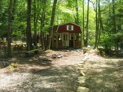 Cabin G, holiday rental in Mount Storm