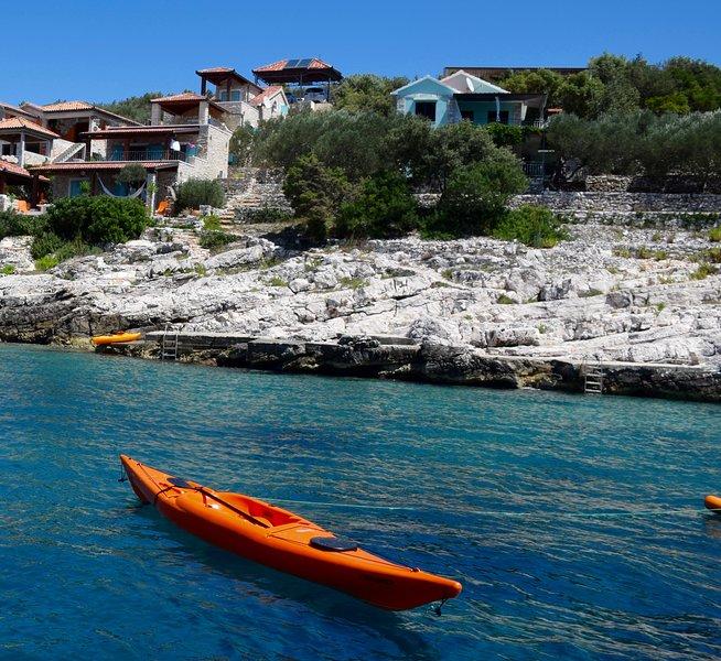 Villa Kamen, holiday rental in Vela Luka