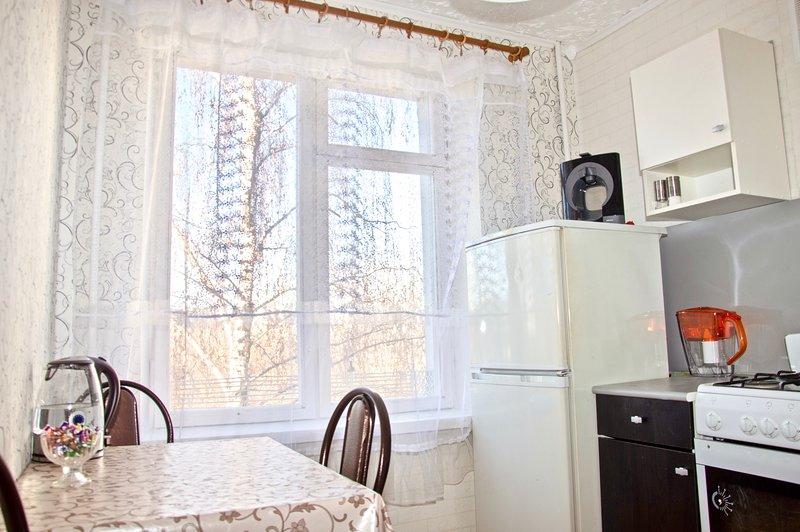 Daily rent apartment – semesterbostad i Moskva
