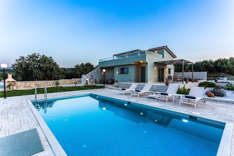 Villa Iokasti, holiday rental in Atsipopoulo