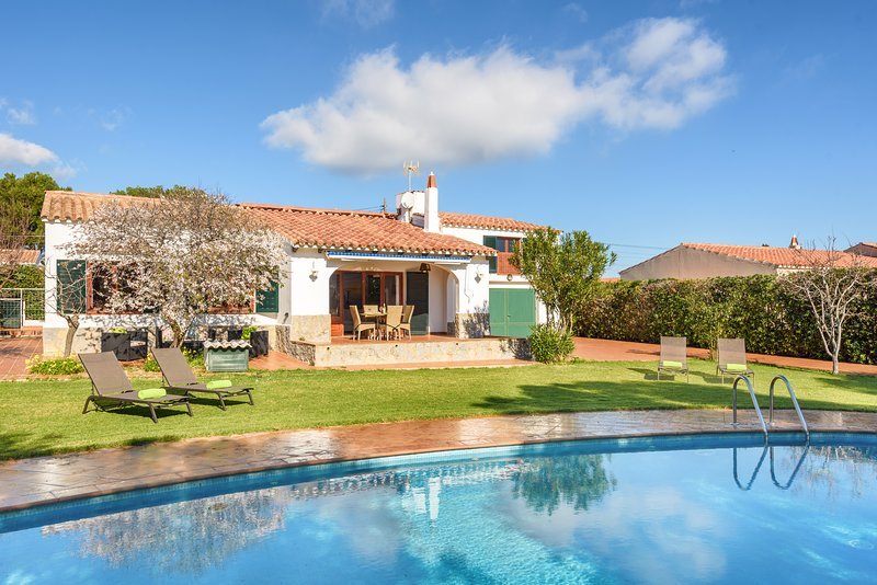 Villa Sagitario., holiday rental in Biniancolla
